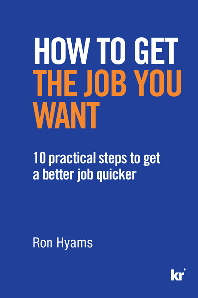 How to Get the Job You Want